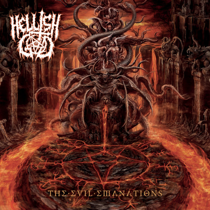 Hellish God – The Evil Emanations
