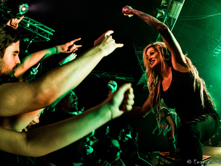 Butcher Babies + Eyes Set To Kill + Klogr @Legend – Milano, 13 marzo 2018