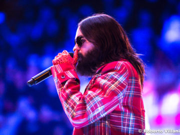 Thirty Seconds To Mars @Unipol Arena – Bologna, 17 marzo 2018
