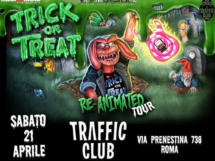 Trick or Treat@Traffic Club, Roma