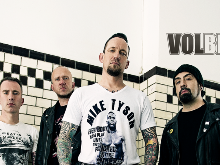 Volbeat, annunciate le date del tour Europeo