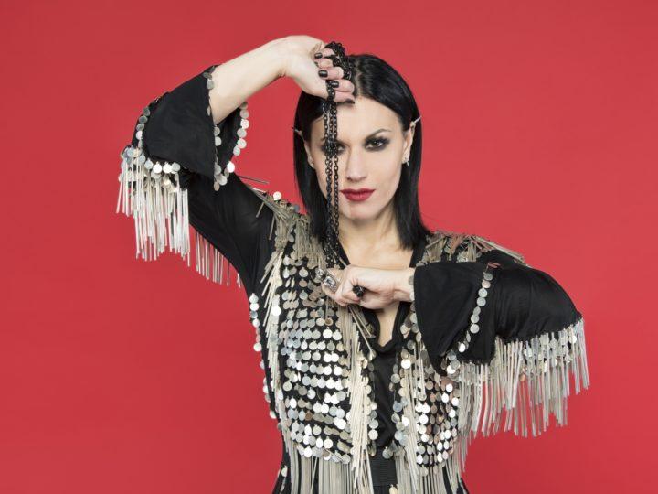 Cristina Scabbia, i Manowar sbarcano a The Voice Italia