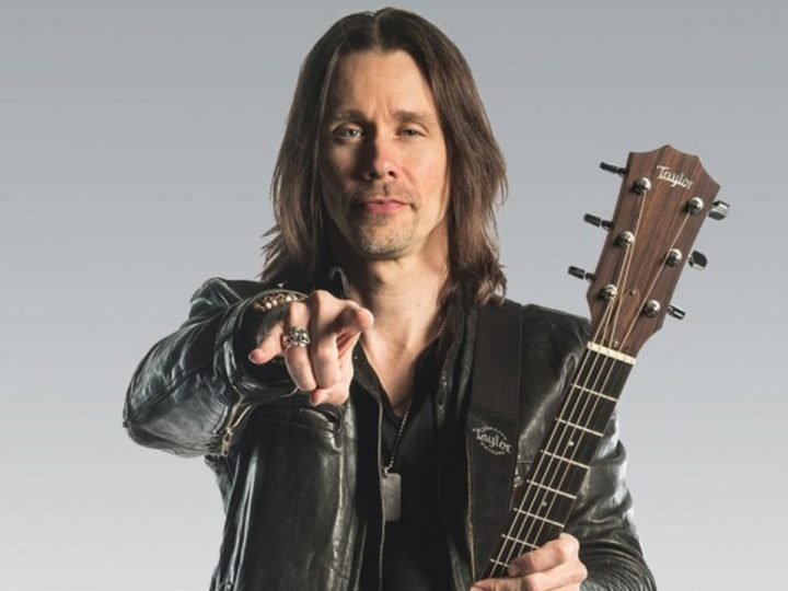 Myles Kennedy, il pro-shot video del live in Connecticut