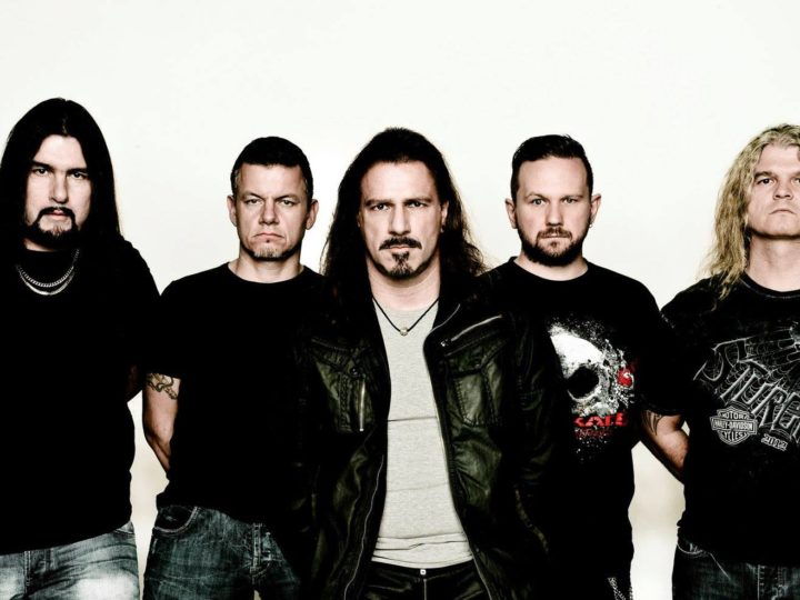 Brainstorm, il video di 'When Pain Becomes Real'