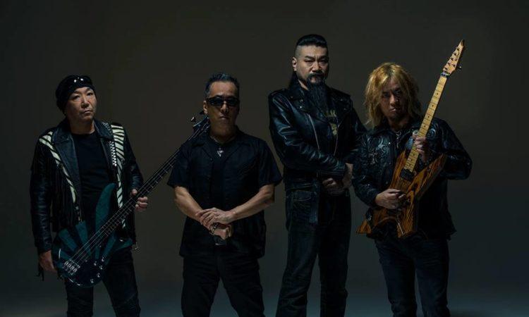 Loudness, nuovo live album in uscita a maggio e intervista a Minoru Niihara