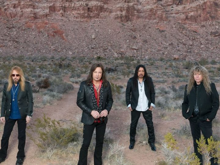 Stryper, il video del nuovo brano 'The Valley'