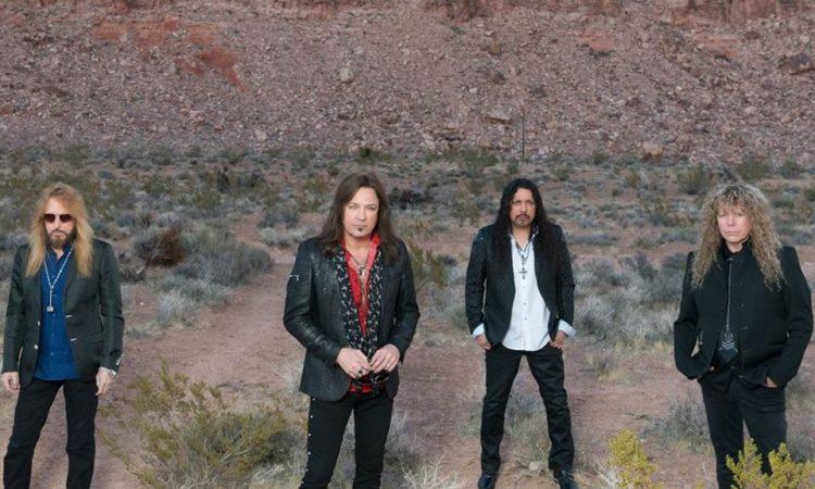 Stryper, lo streaming di 'Son Of Man' dall'album solista di Michael Sweet