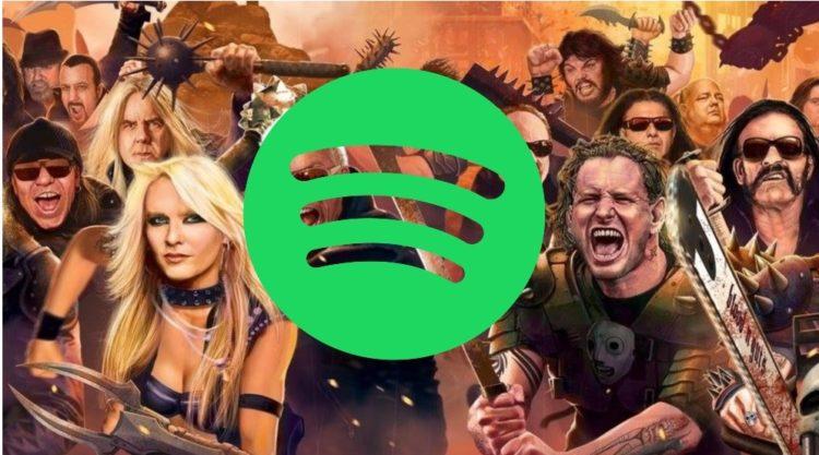 Caos Spotify: il pensiero del musicista