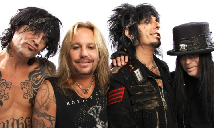 Motley Crüe, prende forma il film 'The Dirt'. Ecco il cast.
