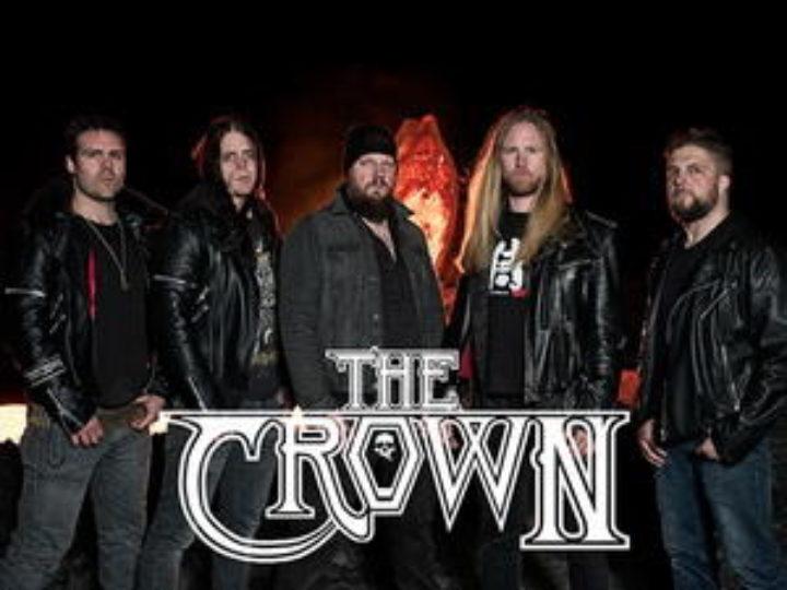 The Crown, pubblicato raro video live del 1998 di 'Death Of God'