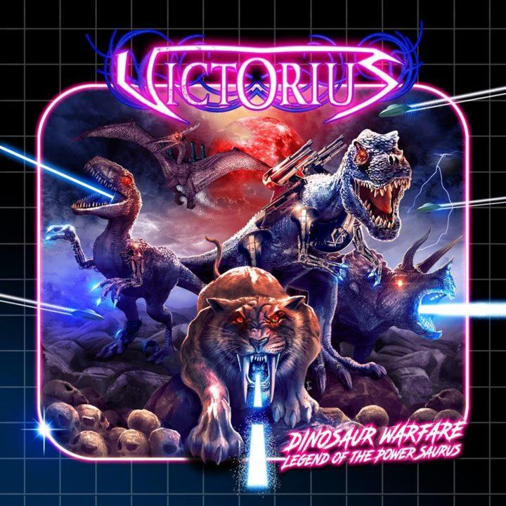 Victorius – Dinosaur Warfare – Legend Of Power Saurus