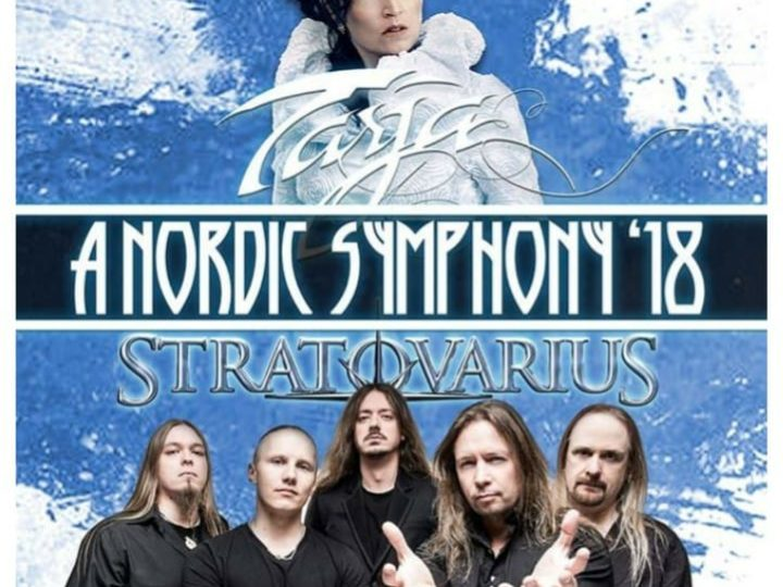 Tarja + Stratovarius@Orion Live Club, Ciampino (RM)