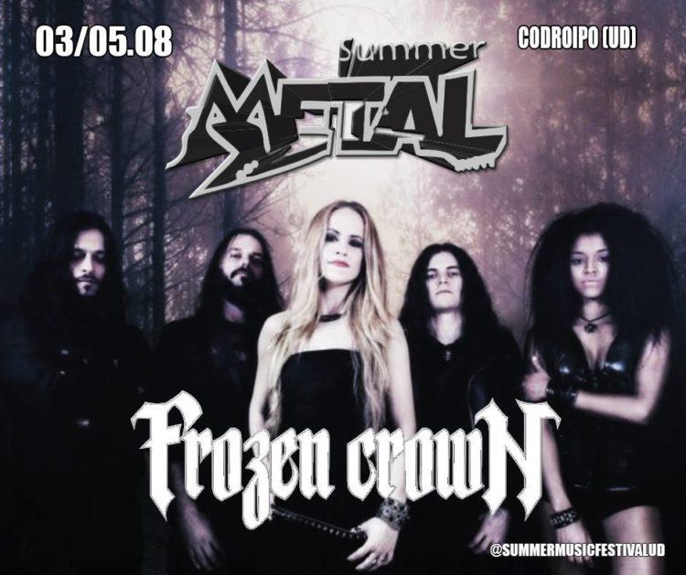 Summer Metal Festival 2018@Coidropo, (UD)