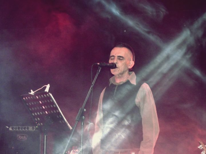 Giovanni Lindo Ferretti @Eremo Club – Molfetta (BA), 7 aprile 2018