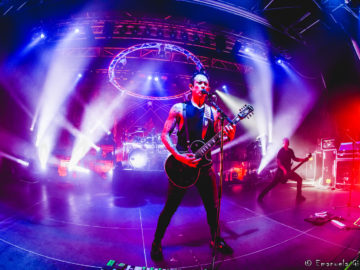 Trivium + Power Trip @Phenomenon – Fontaneto D'Agogna (NO), 3 aprile 2018