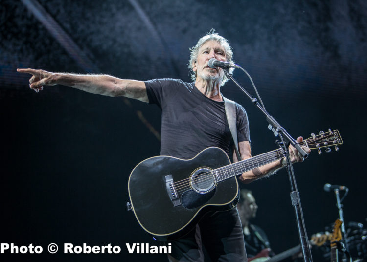 Roger Waters @Unipol Arena – Bologna, 22 aprile 2018