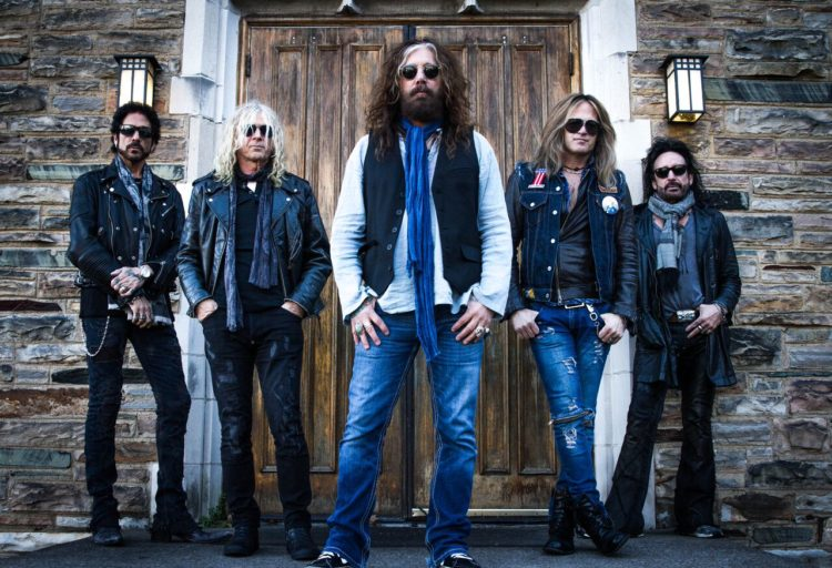 The Dead Daisies – Rock And Roll Is Here!
