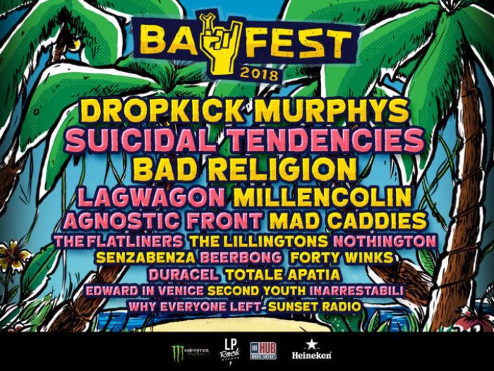 Bay Fest 2018@Parco Pavese, Bellaria Igea Marina (RN)
