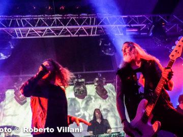 Dark Tranquillity + Equilibrium @Largo Venue – Roma, 24 aprile 2018