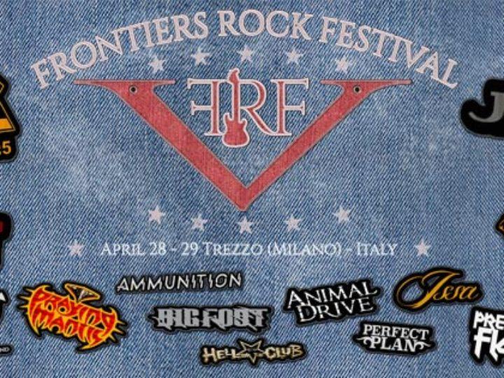 Contest, vinci CD di Jorn, FM e Quiet Riot al Frontiers Rock Fest