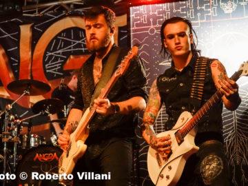 Angra + Operation:Mindcrime @Zona Roveri – Bologna, 5 aprile 2018
