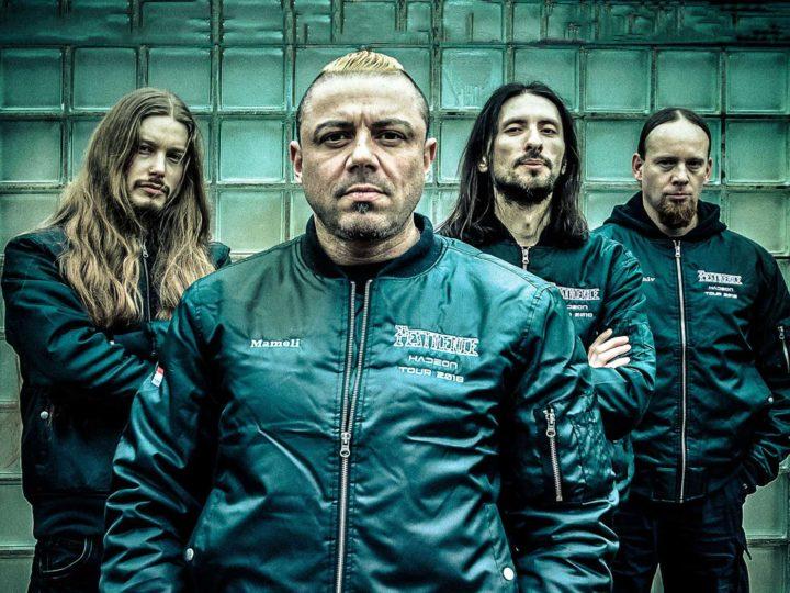 Pestilence, ecco il nuovo singolo 'Morbvs Propagationem'
