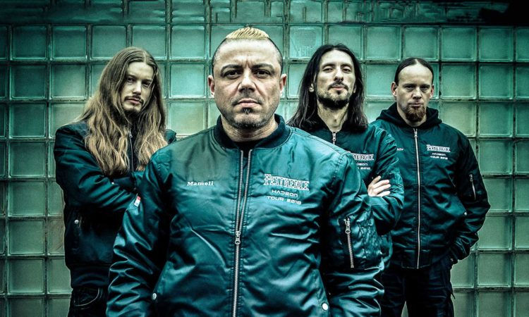 Pestilence, il bassista Tilen Hudrap lascia la band, al suo posto Edward Negrea