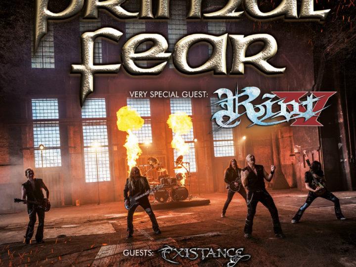 Primal Fear + Riot V + Existance@Legend Club, Milano