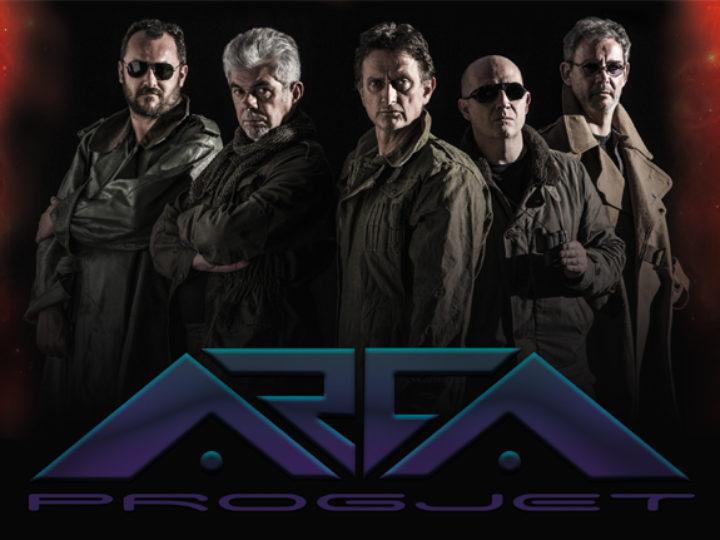Arca Progjet, il primo video dal disco di debutto
