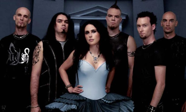 Within Temptation, il making of video di 'The Reckoning'