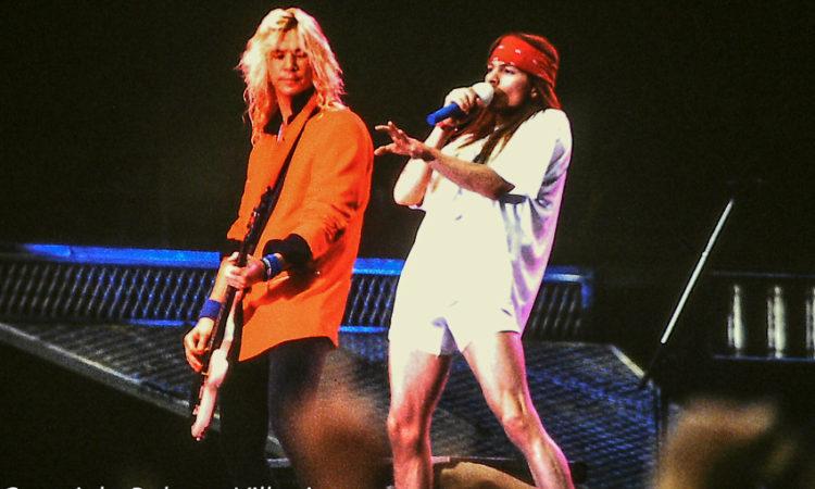 Guns N' Roses, 'Shadow Of Your Love' live per la prima volta in trent'anni
