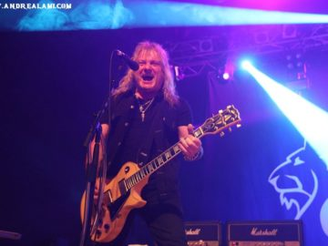 Jorn + more – Frontiers Rock Festival V @Live Club – Trezzo sull'Adda, 29 aprile 2018