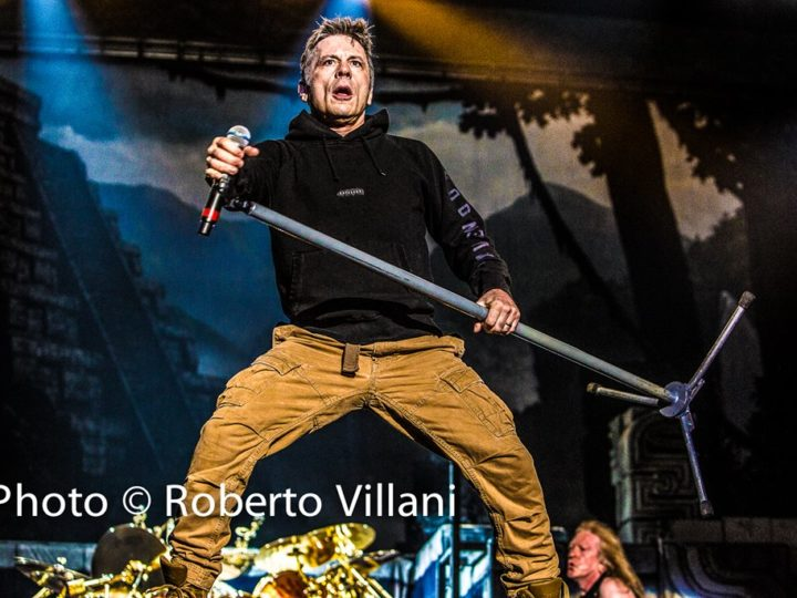 "Iron Maiden, in arrivo i nuovi flipper ""Legacy of the Beast"""