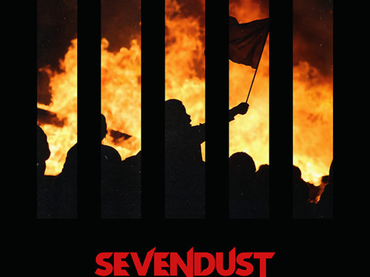 Sevendust – All I See Is War