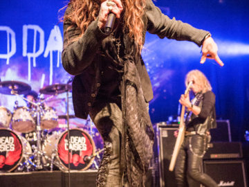 The Dead Daisies + The New Roses @Live Club – Trezzo sull'Adda (MI), 9 maggio 2018
