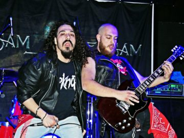 Flotsam and Jetsam + Cruentus + Scala Mercalli + Blindcat + Red Riot @Demodé – Modugno (BA), 30 aprile 2018