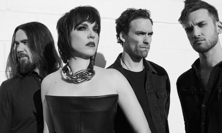 Halestorm, le acoustic versions dei brani 'Amen' e 'Vicious'