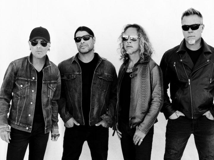 Metallica, pro-shot video di 'Breadfan'