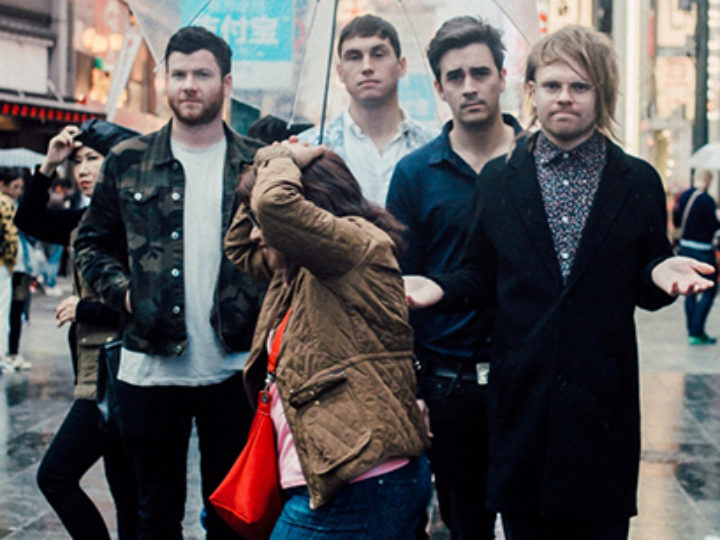 Enter Shikari, il nuovo video 'Undercover Agents'