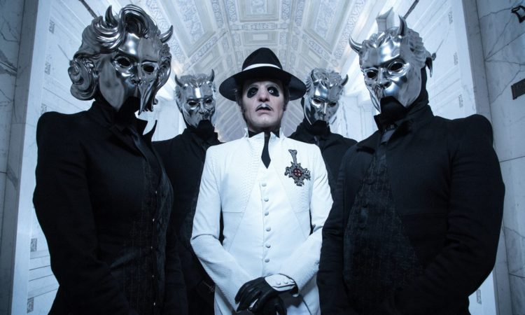 Ghost, l'official video di 'Faith'
