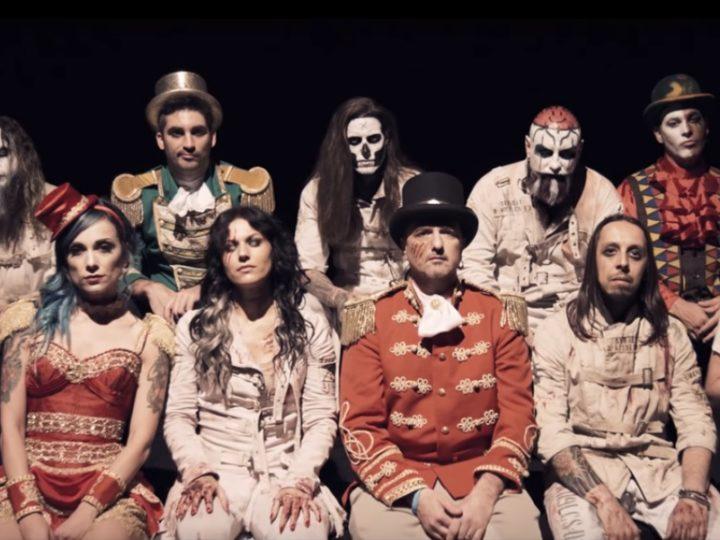 """Rezophonic & Lacuna Coil, esce domani il singolo """"Mayday"""""""
