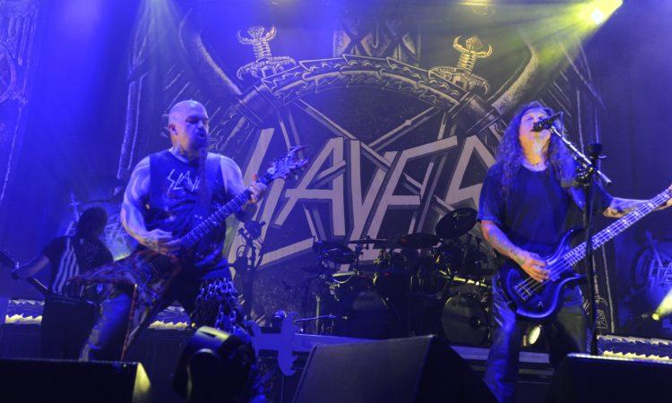 Slayer, il video multi-camera del live di 'Hell Awaits'