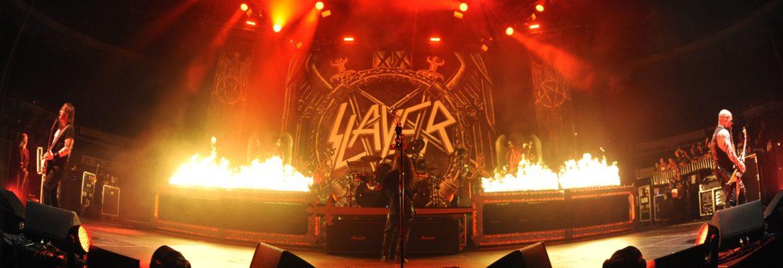 Il report della prima data del tour d'addio degli Slayer