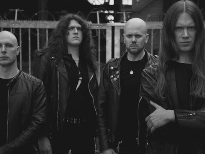 The Spirit, lyric video di 'The Clouds Of Damnation', album debutto e tour europeo