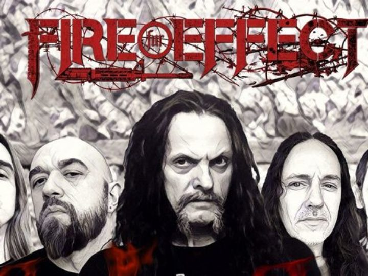 Fire For Effect, a lavoro sull'album di debutto con la Agonia Records