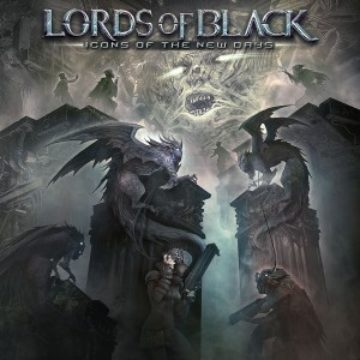 Lords Of Black – Icons Of The New Days
