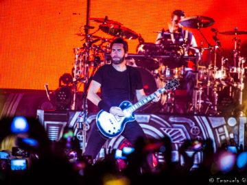 Nickelback @Mediolanum Forum – Assago (MI), 19 giugno 2018