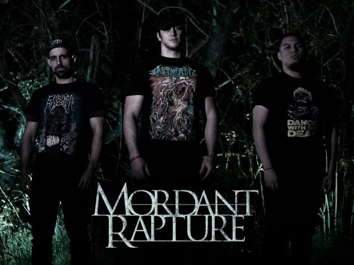 Mordant Rapture, condiviso il music video del brano 'Unsightly Beast'