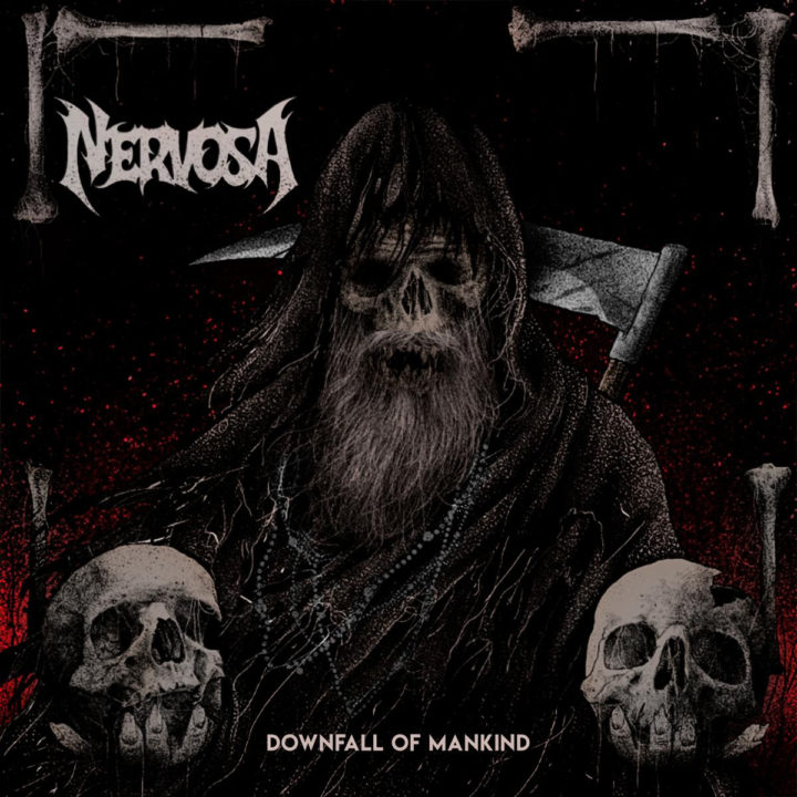 Nervosa – Downfall Of Mankind