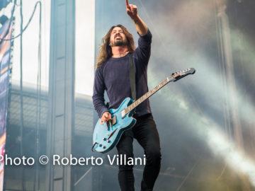 Foo Fighters @Stade De Suisse – Berna, 13 giugno 2018